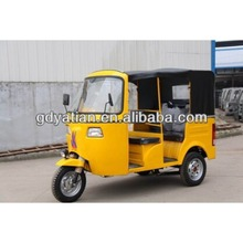 Good quality hottest tuk tuk 3 wheel motorcycle