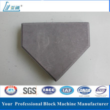 manufacture direct sellingbuilding automatic hydraulic hydraform cement concrete paving interlocking brick price