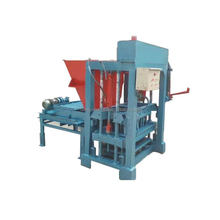 QT4-25BH Manufacturers of new small hydraulic block machine/small concrete block making machine