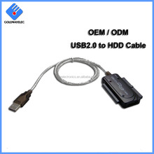 Wholesale price hard disk drive hdd ssd 2.0 3.0 data cable Sata To Usb Converter