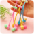Bests macaroon Earphones 3.5mm in-ear earphone with macaroon case&Mic for all mobile phone