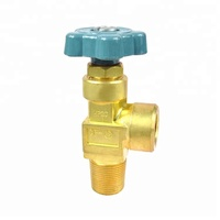 High Quality Low Price Brass QF-42 oxygen cylinder valve