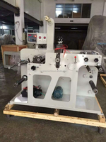 paper roll tape slitting machine with circular pressure