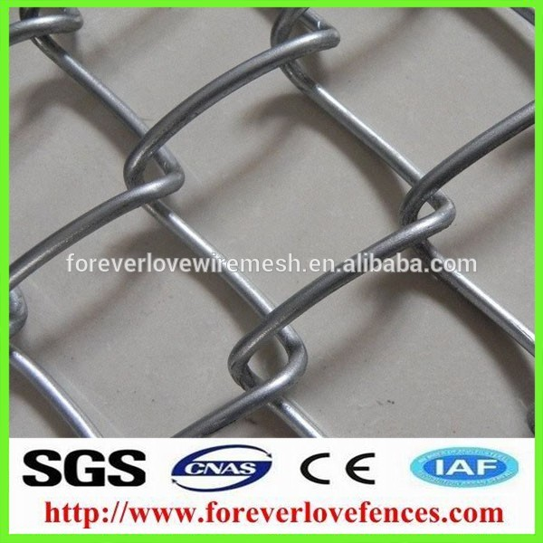 protective chain link mesh chain link fence china fence chain link china fence
