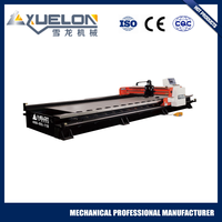 Professional Hydraulic Press V Grooving Machine