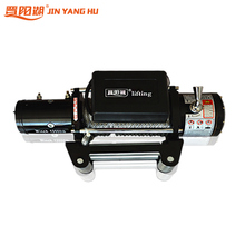 12000lb synthetic rope winch,12v 4x4 electric winch