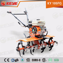 Top quality 7hp small garden with pump cultivator Soil Ploughing tiller for nepal