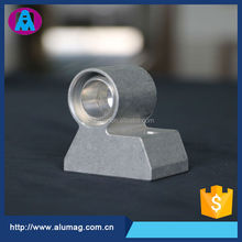 CNC machined Aluminum Precision Parts with High Quality and Good Price