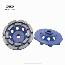 Diamond Grinding Wheel Stone Polishing Disc/Concrete Grinding Cup Wheel