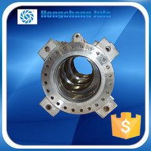galvanized flange flexible axial corrugated bellow compensator