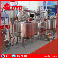 frequently usedautomatic mash system small beer brewery equipment