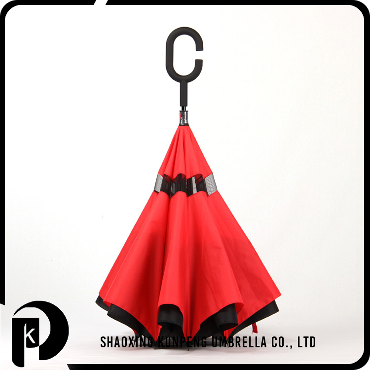 Good Quality Manual Open Folding Rain Umbrella