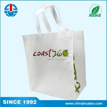 Fugang Cheapest Custom Printed Logo Foldable Useful Non Woven Shopping Bag