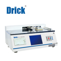 coefficient of friction test machine/tester.