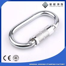Carabiner Snap Hook with 24KN Breaking Load