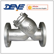 API Y STRAINER WITH FLANGED ENDS