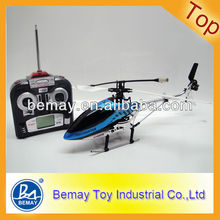 2013 HK fair 3CH RC Airplane toy with screen rc helicopter games (234750)