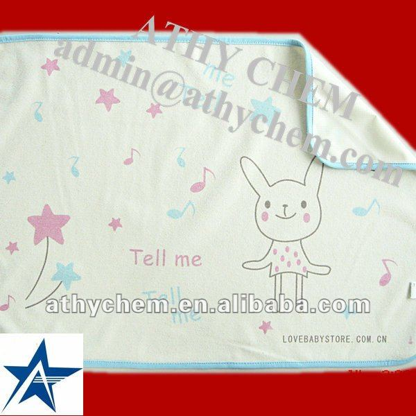 Reusable Baby PVC Terry Cotton Multi-Use Pad Cover