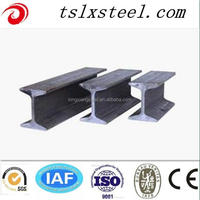 Galvanized MS Steel Structural Steel I Beam S235JR