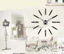 Newest Different types of wall clocks DIY 3D Wall Clock Home Decor