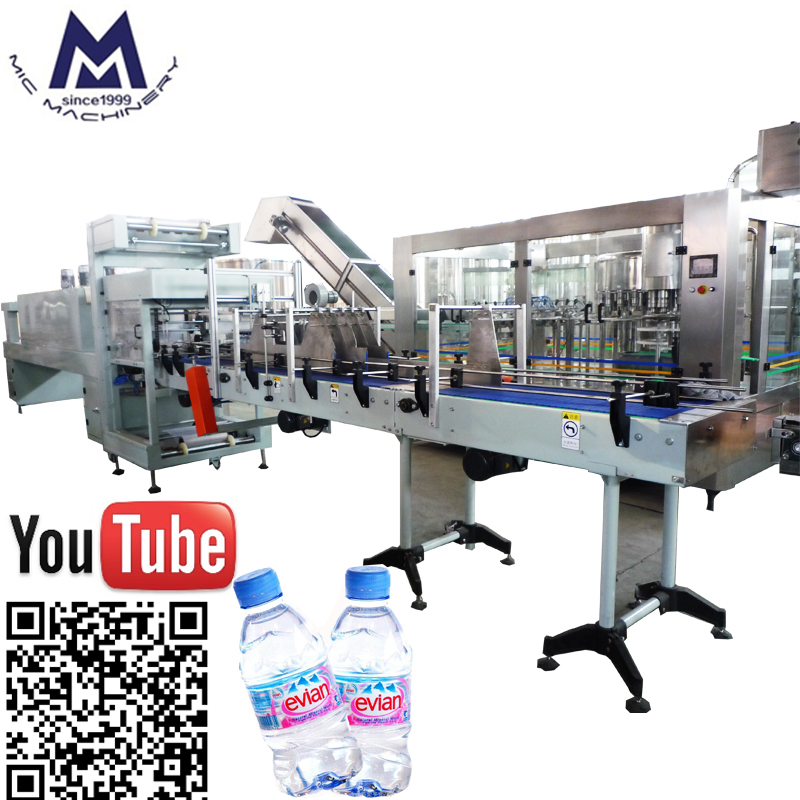 MIC-24-24-8 Micmachinery bottled water equipment for sale