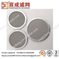 Stainless Steel Mesh Gauze Filter