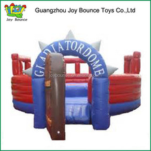 Gladiator Dome Arena bounce inflatable outdoor sport games