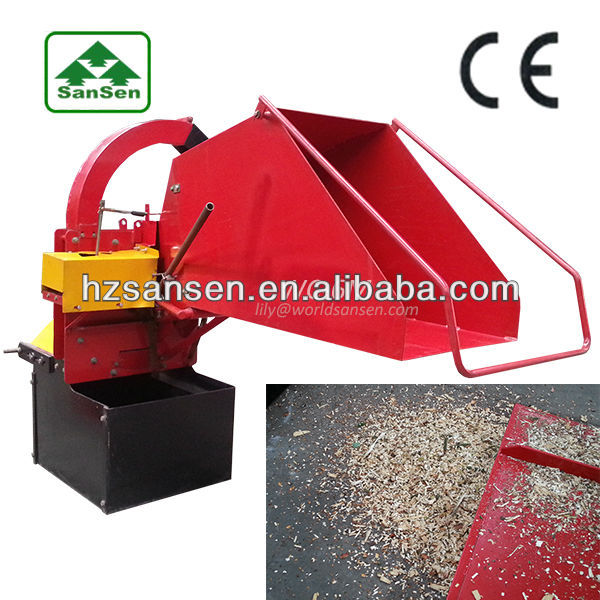 PTO Wood chipper WC-8M