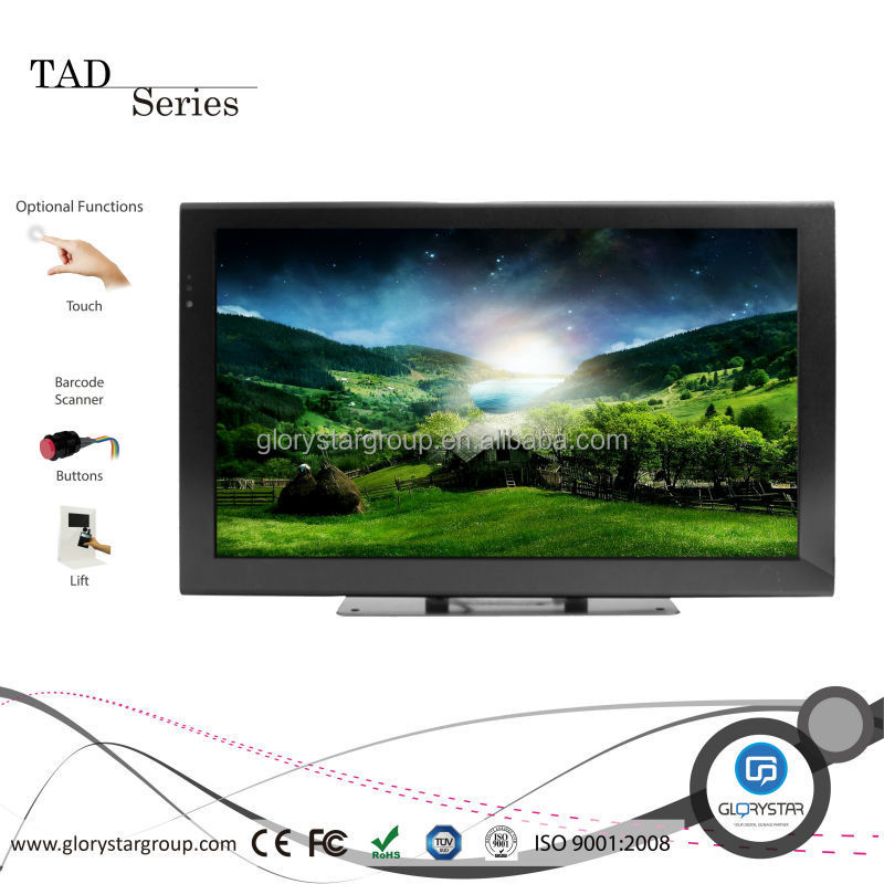Alibaba OEM 16.9 1688 x 1050 22 inch led display video processor led video xxx display