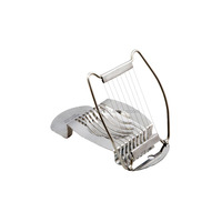 Stainless Steel Egg Cutter Slicer