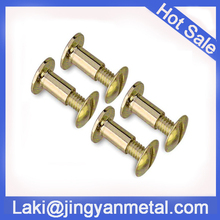 precision cnc lathe machining brass male female chicago screw