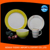 china Opal dinnerware sets supplier, porcelain kitchenware, discount porcelain bowl and plate