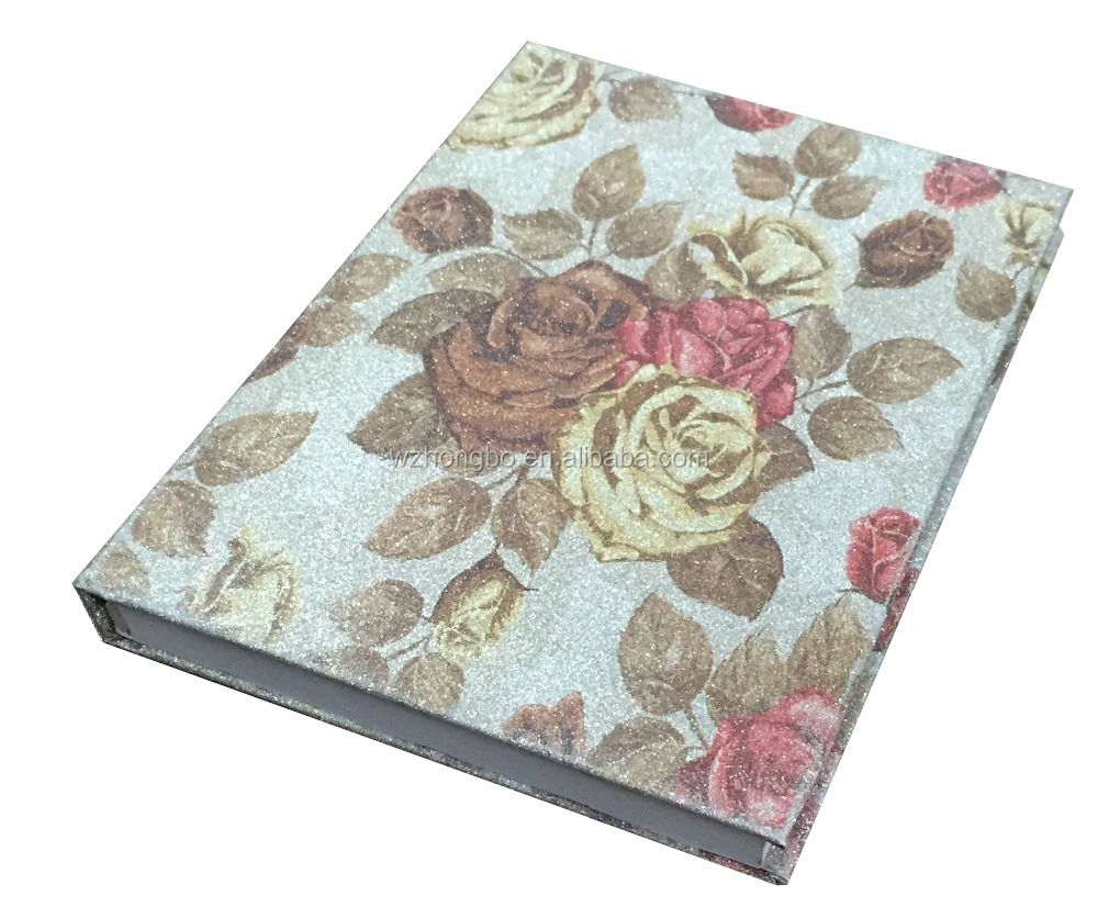 Alibaba Supplier Offer Cheap Custom hardcover Notepad