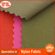 Functional cordura 500 denier nylon oxford fabric with pu coated