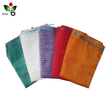cheap raschel mesh bags 50*80 cm/onion mesh bag