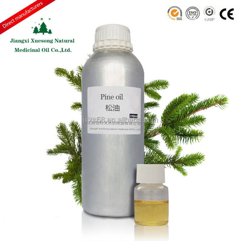 Manufacturer pine oil industrial for chemical fragrance