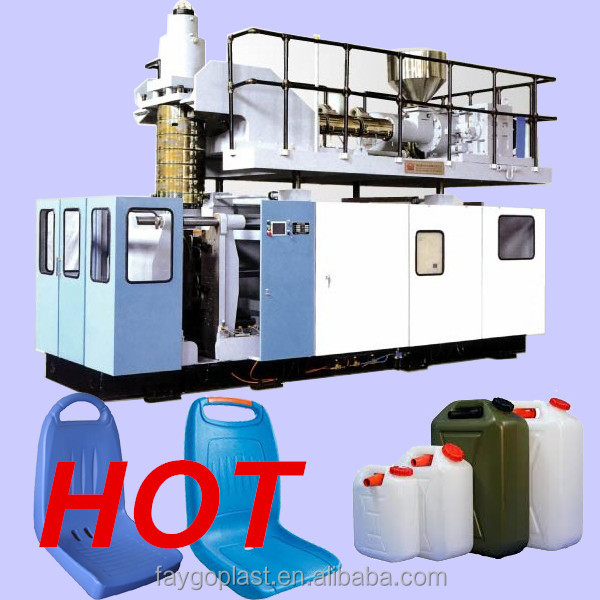 Moulding plastic chair making machine /manufacture/blow molding machine