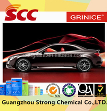 Good quality and high build automotive 2k base coating
