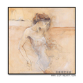 Nude Sexy Women Oil Painting