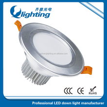 4 Inch 9W /12W zhong shan lighting competitive price led downlight