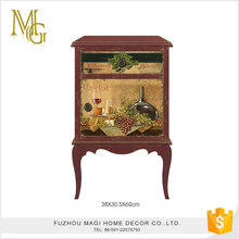 handmade Countryside style antique cabinet wooden