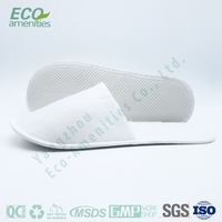 European American Design and style 2015 Promotional cheap foldable shoes is hotel slipper