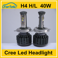 auto parts 3600lm led headlight china supplier led headlight 12 months warranty