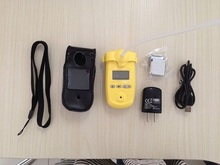 Portable chlorine gas detecting monitor, toxic gas detector , CL2 gas alarm