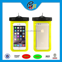 100% Sealed Waterproof Bag Case Pouch Phone Cases for iPhone 6/6 Plus/5S Samsung Galaxy S6/S5/S4/ Samsung Note 4/3/2 Most Phones