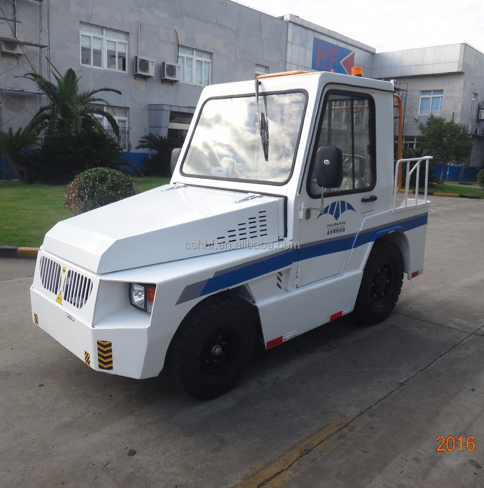 Airport tow tractor truck from China