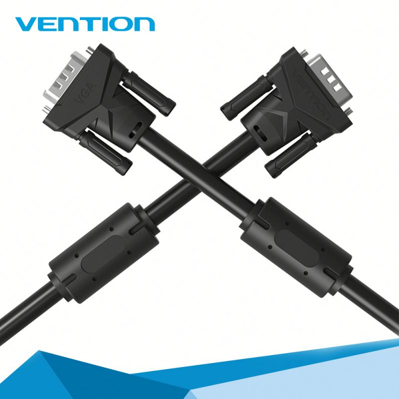 Quality assurance best customized Vention vga cable to connect laptop to tv