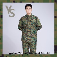 [Wuhan YinSong] Wholesale german jungle army /combat /guard /tactical /military uniform