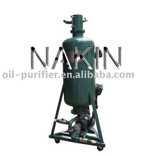 BZ Unqualified Oil Regeneration Device--Apply for Transformer Oil Renew