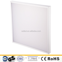 LED Ceiling Panel Light 600x600 40W SMD 2835 Factory Price Surface Mounted China LED Panel